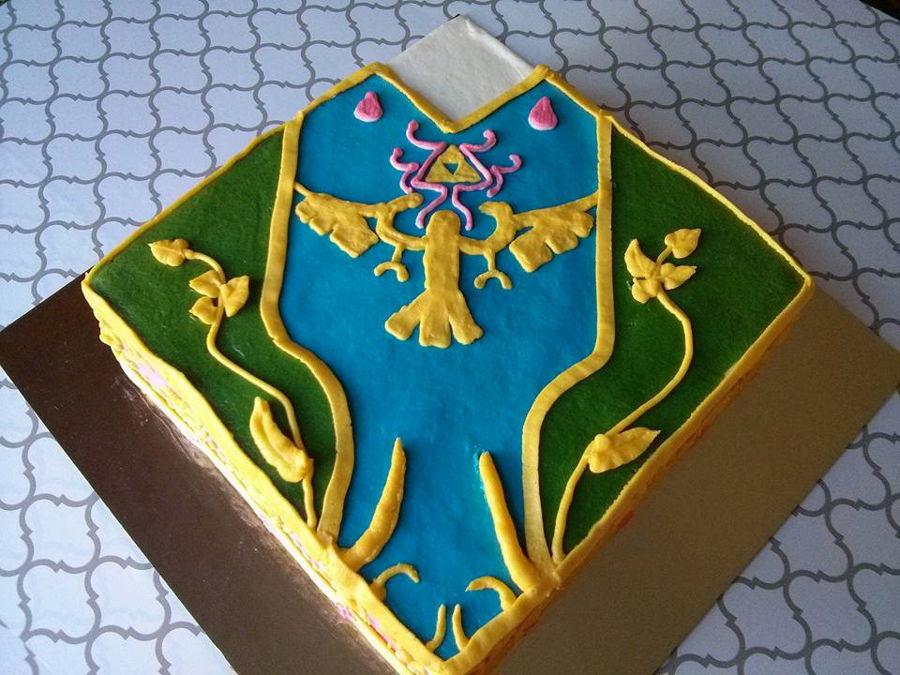 Recipe For Cake Legend Of Zelda
