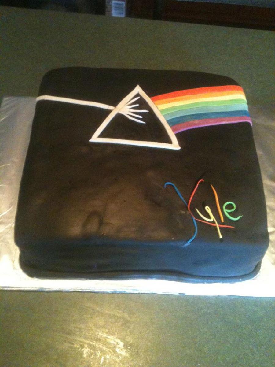 Pink Floyd Cake Images : Pink Floyd Cake - CakeCentral.com