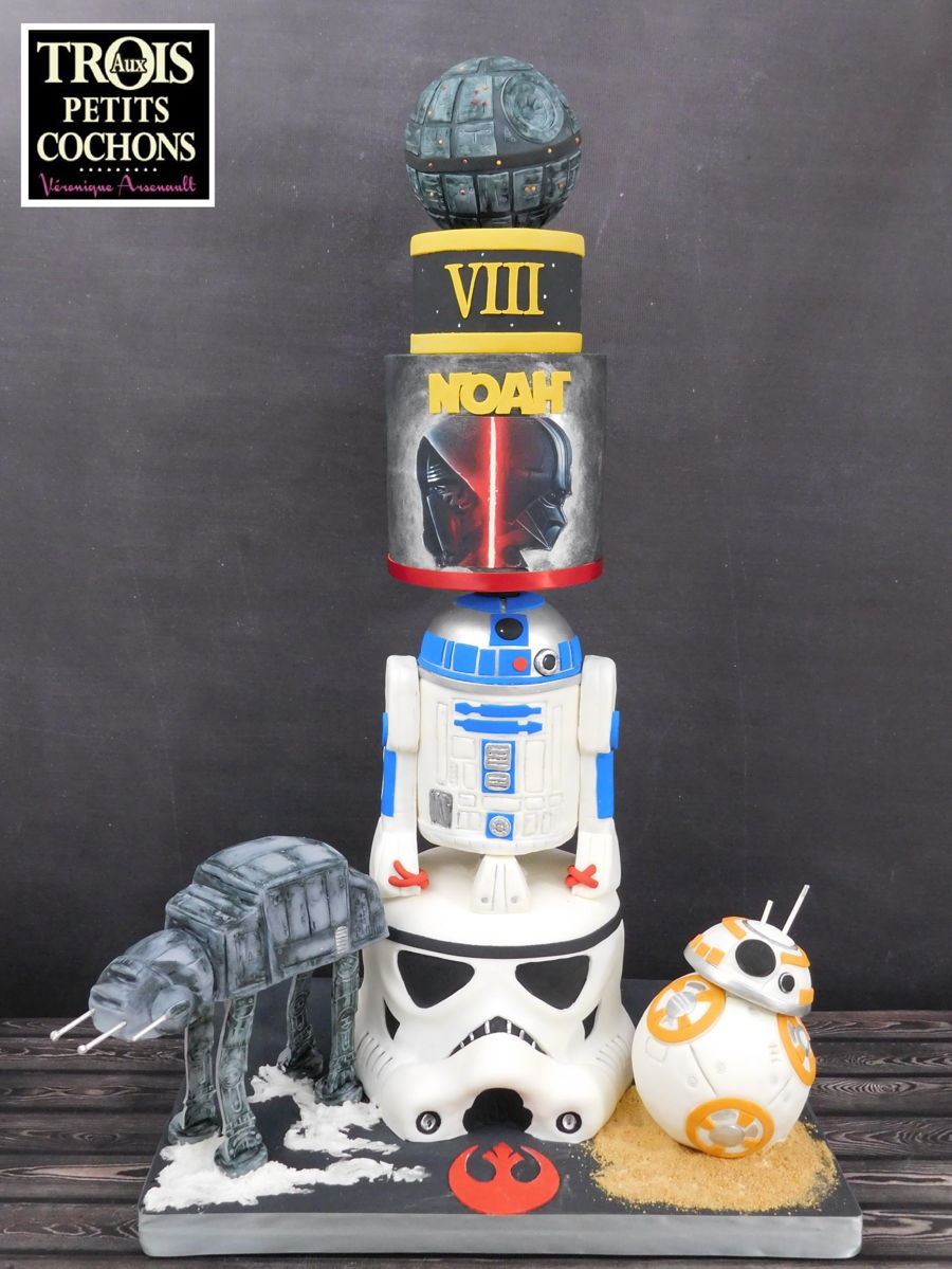 Star Wars Cake on Cake Central