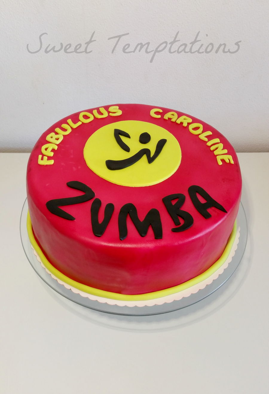 Zumba Cake Cakecentral