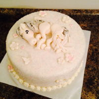 For The Love Of Horses I wish I could remember where I got this cake idea. I would most certainly give credit where credit is due
