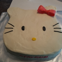 Hello Kitty Birthday   Hello Kitty Birthday Cake