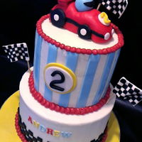 """start Your Engines!"" Race Car Cake   ""Start Your Engines!"" Race Car Cake"