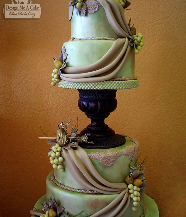 Best Blooming Garden Cakes Cakecentralcom