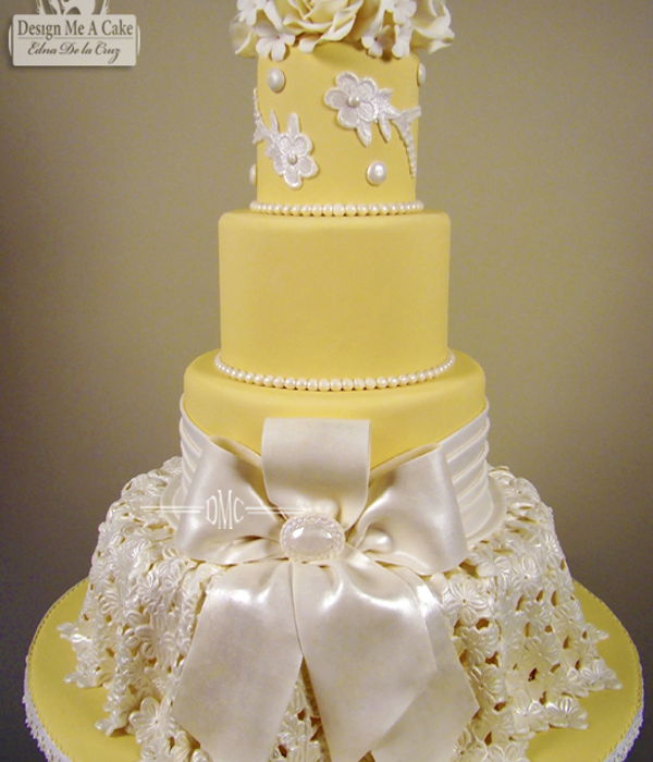 Top Cakes with Bows - CakeCentral.com