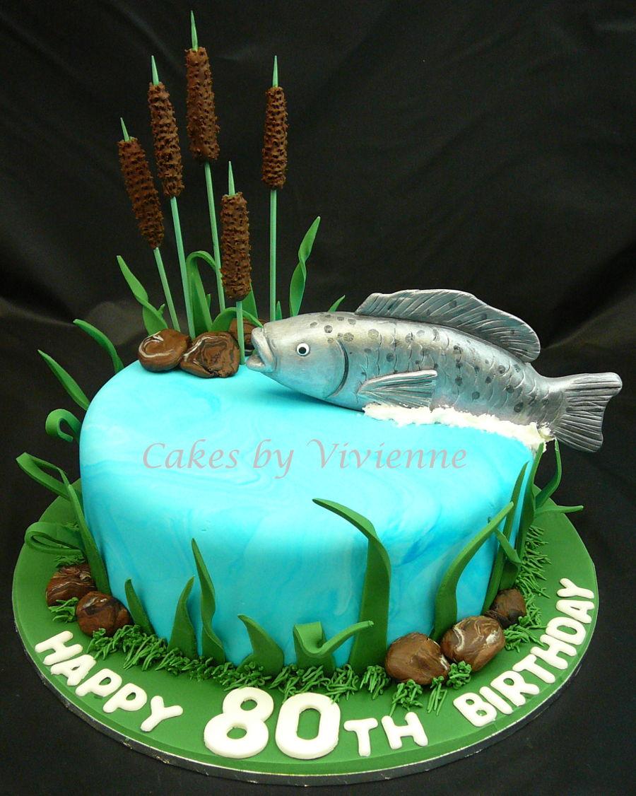 Happy Birthday Fish Cakes
