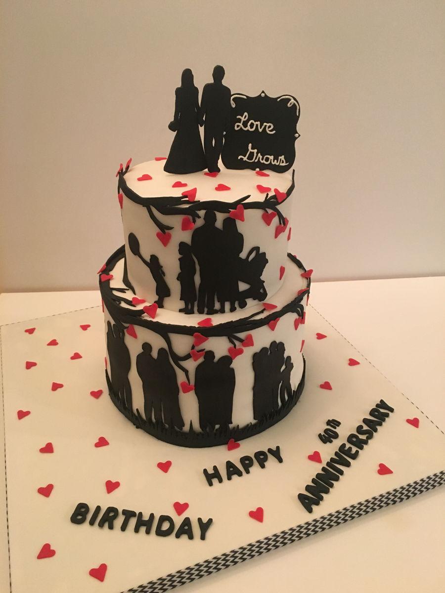 Anniversary Amp Birthday Cake Cakecentral Com