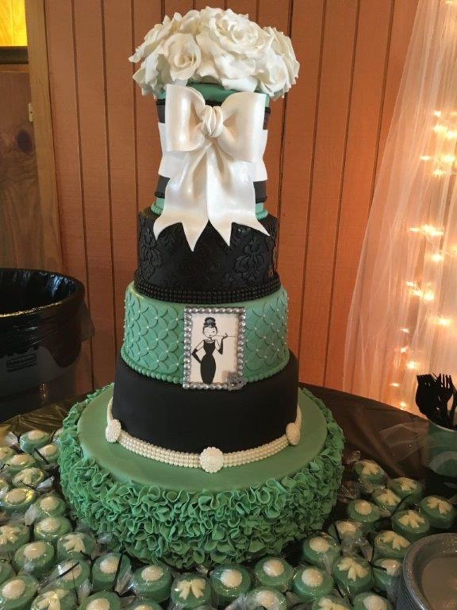 Breakfast At Tiffany S Cakecentral Com
