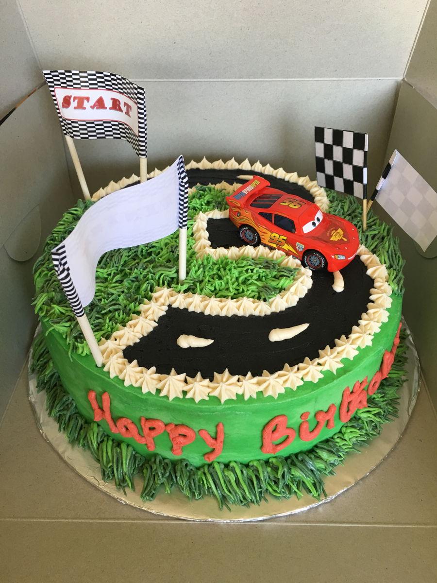 Car Cake Image Free Download : Cars Cake Buttercream www.pixshark.com - Images ...