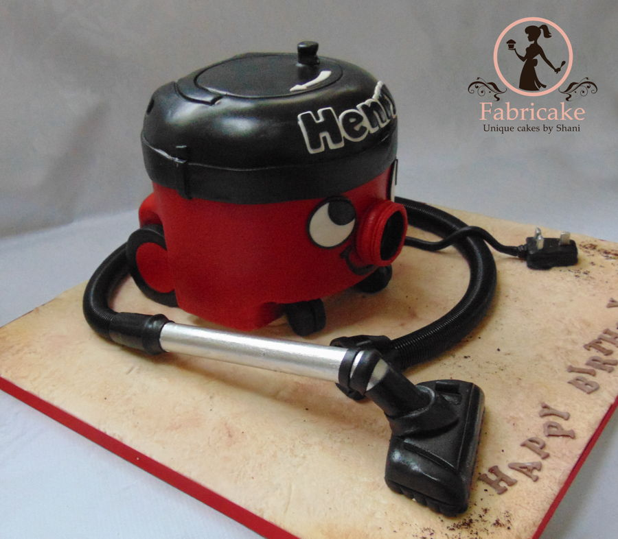 Henry Hoover Cake Images