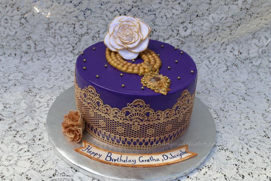 In Recipe Making Cake Birthday Hindi