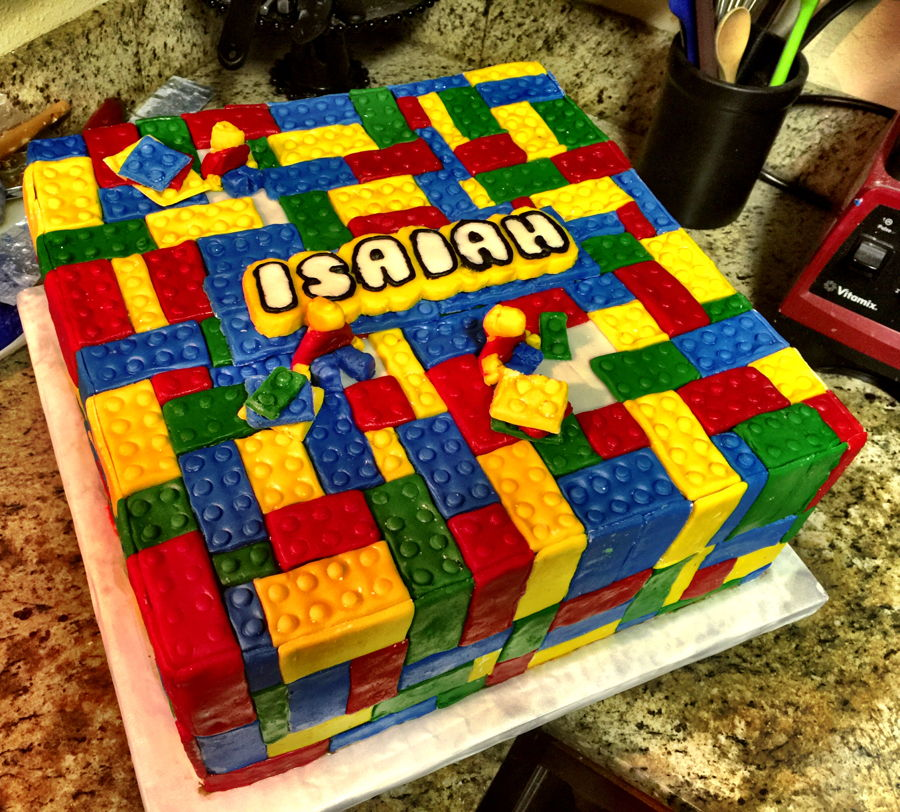 Lego Baby Shower Cakecentral