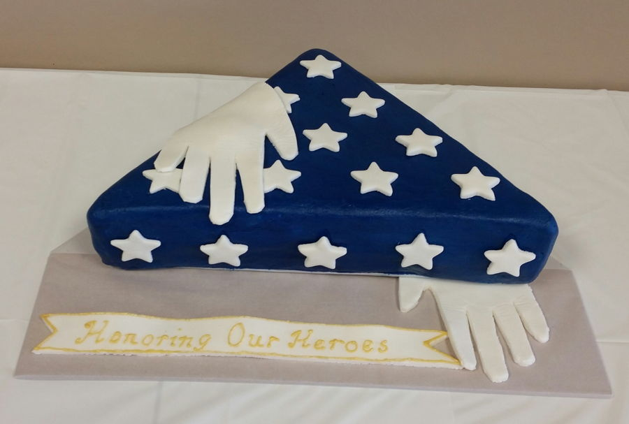 Cake Decoration Day : Memorial Day Cake - CakeCentral.com
