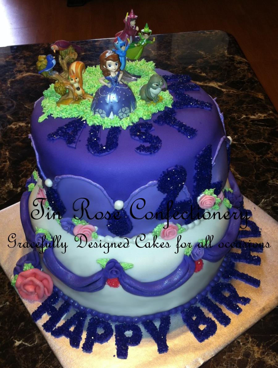 Princess Cake Tin