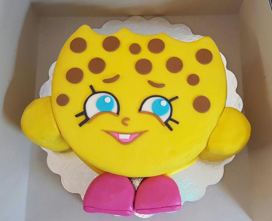 Shopkins Kooky Cookie Cake