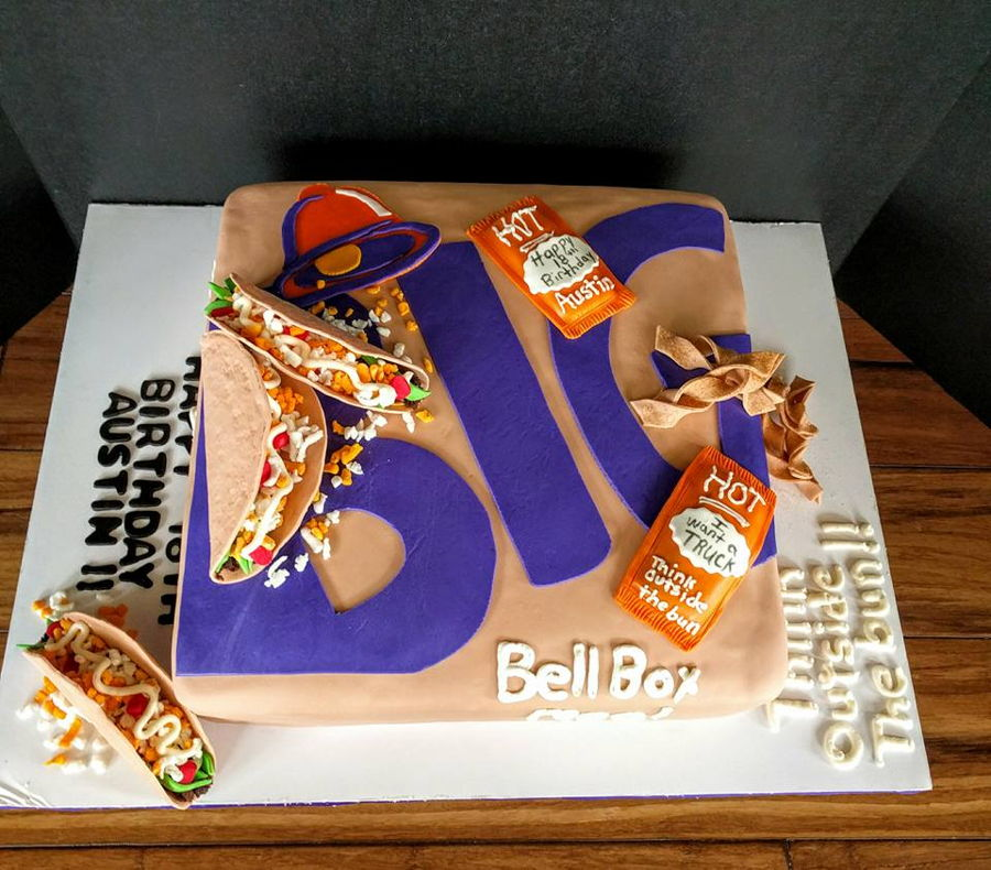 Taco Bell Cake Cakecentral
