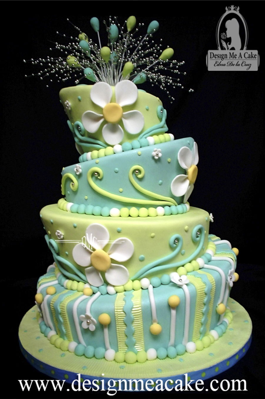 Topsy Daisy on Cake Central