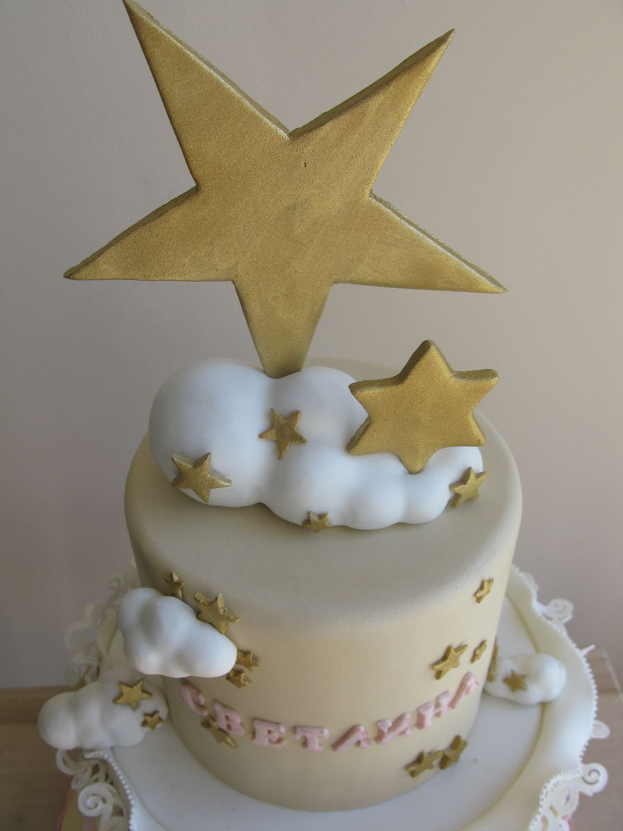 Twinkle Twinkle Little Star Cakecentral Com