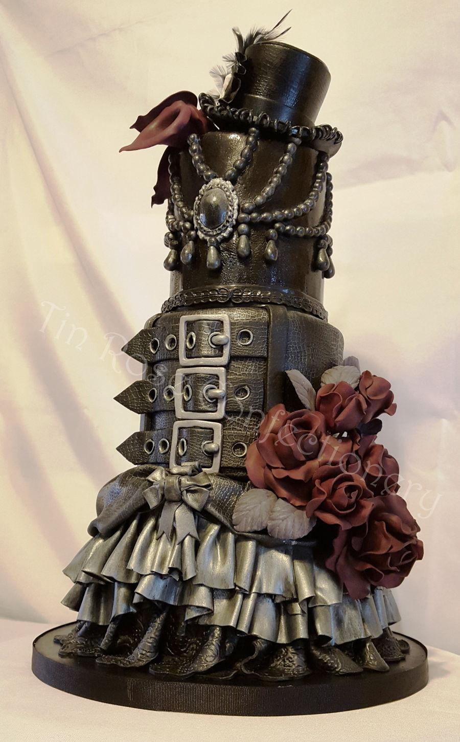 Victorian Style Wedding Cakes