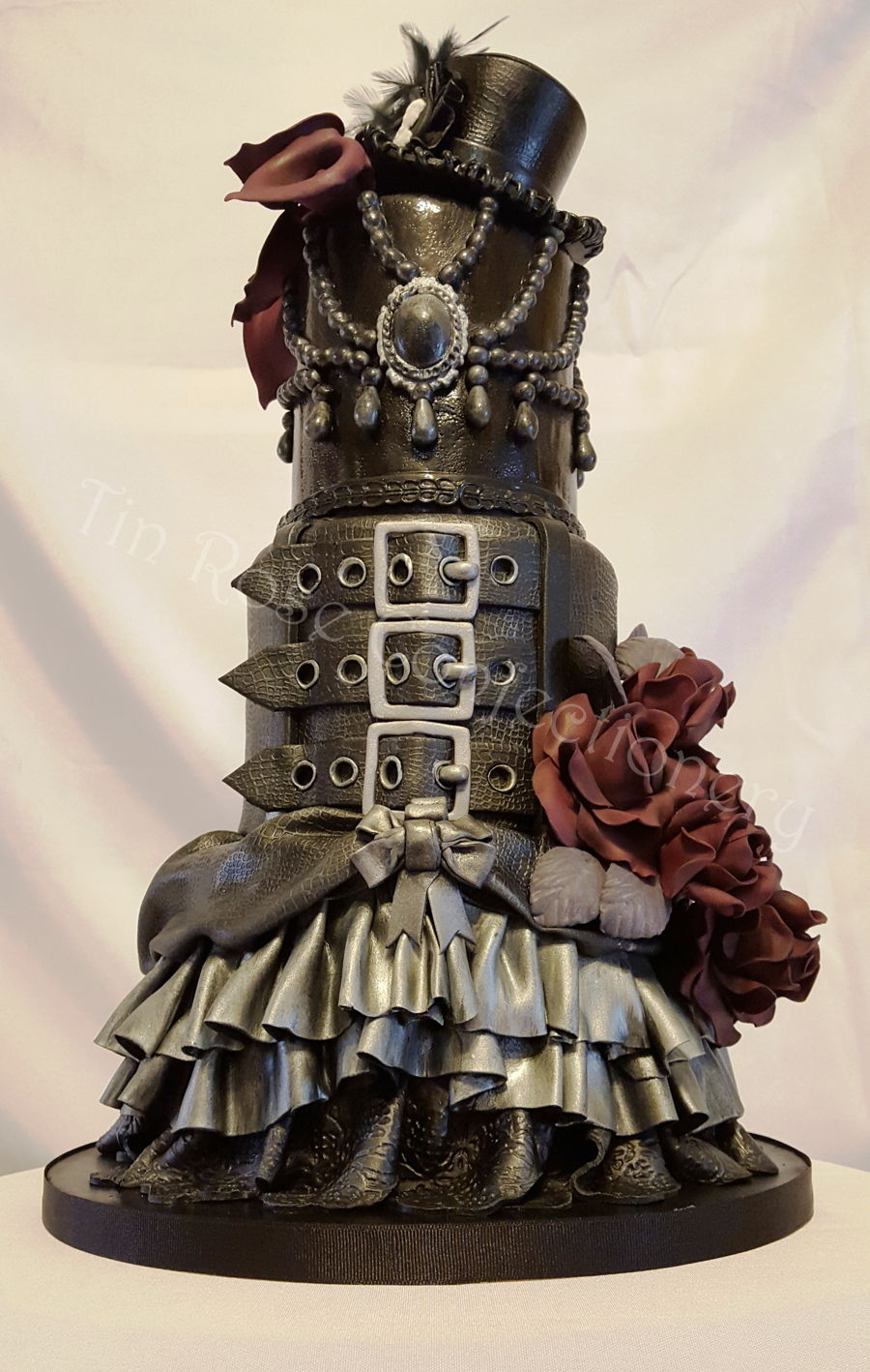 Steampunk Wedding Cake Images