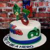 pj masks cake - cakecentral