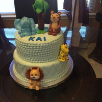 Baby Shower My Fist time making animal