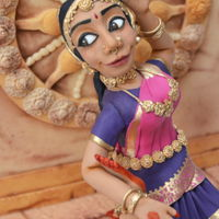 Bharatanatyam Dancer Cake Bharatanatyam is a form of Indian classical dance that originated in the temples of Tamil Nadu. Bharatanatyam is known for its grace,...