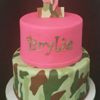 Camouflage 1St Birthday Camo design first birthday.