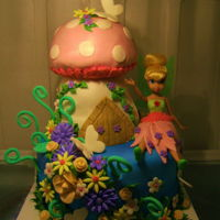 Fairy Cake   Every little girl's dream.