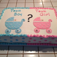 Gender Reveal Party It was a boy.