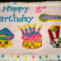 Shopkins Birthday Shopkins Birthday
