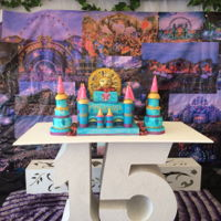 Tomorrowland tomorrolawndcake