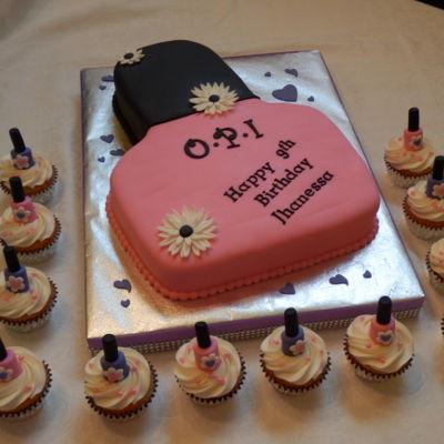 Luna Lovegood Wedding Cake