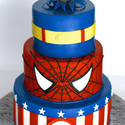 Superhero Birthday!