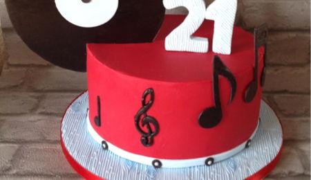 Music Cake Decorating Photos