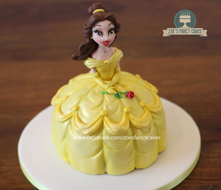 How To Make A Princess And Pirate Cake