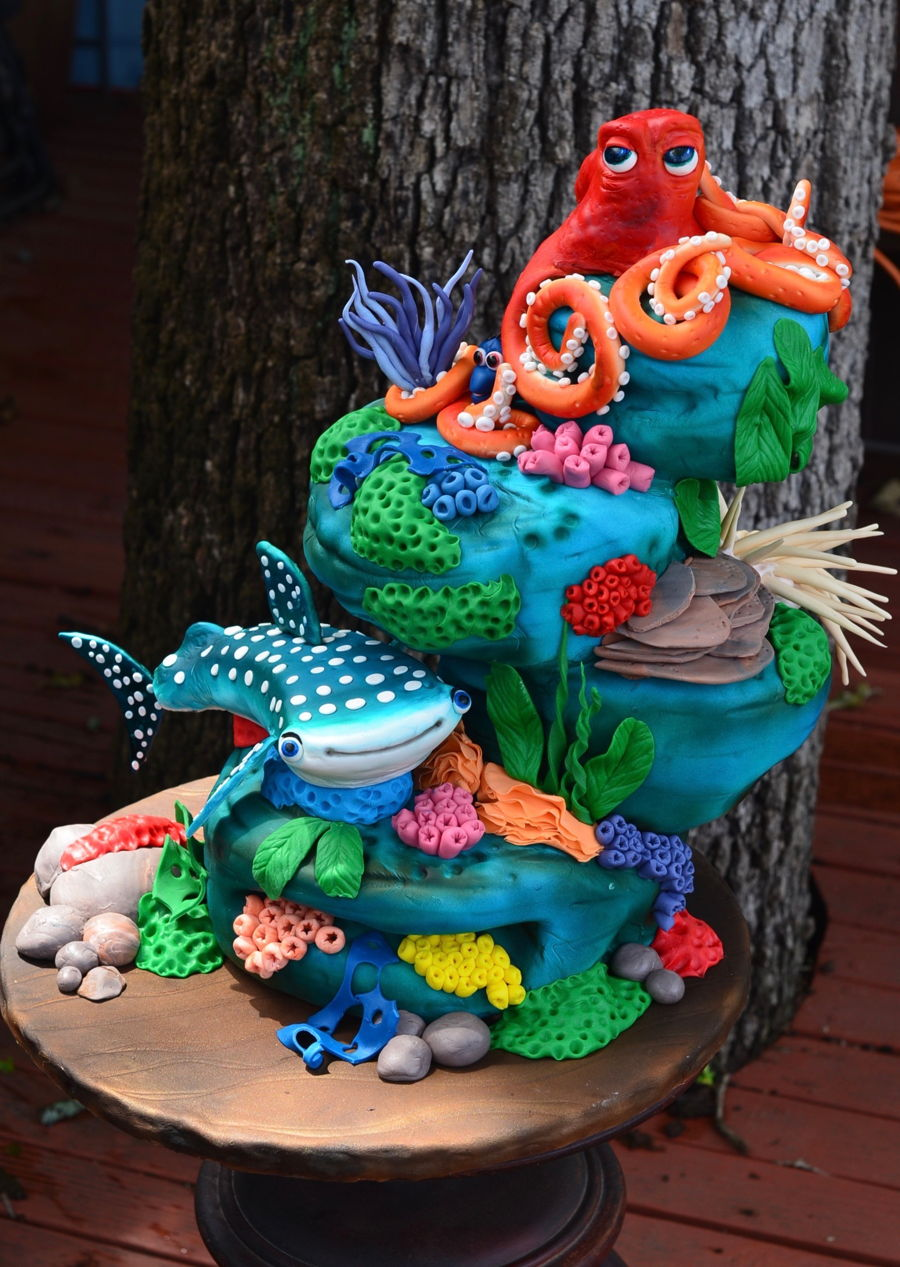 Finding Dory Collaboration Cakecentral Com