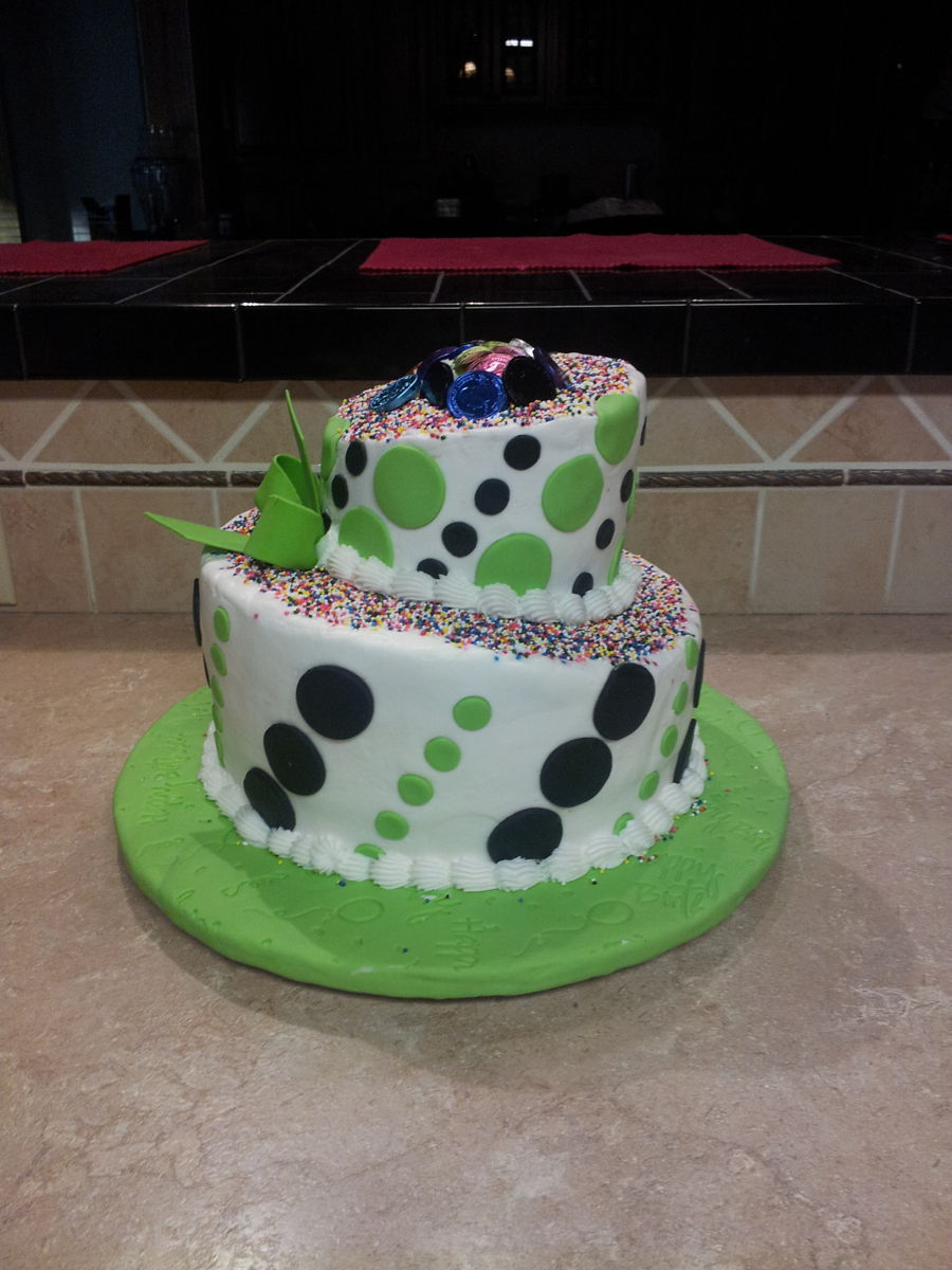 Happy 25Th Birthday! - CakeCentral com