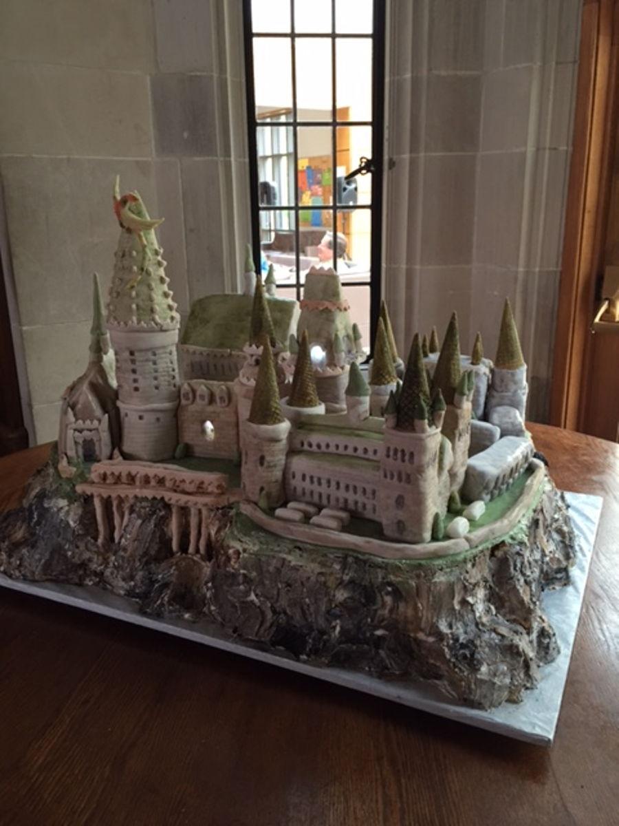 Hogwarts Castle Cakecentral Com