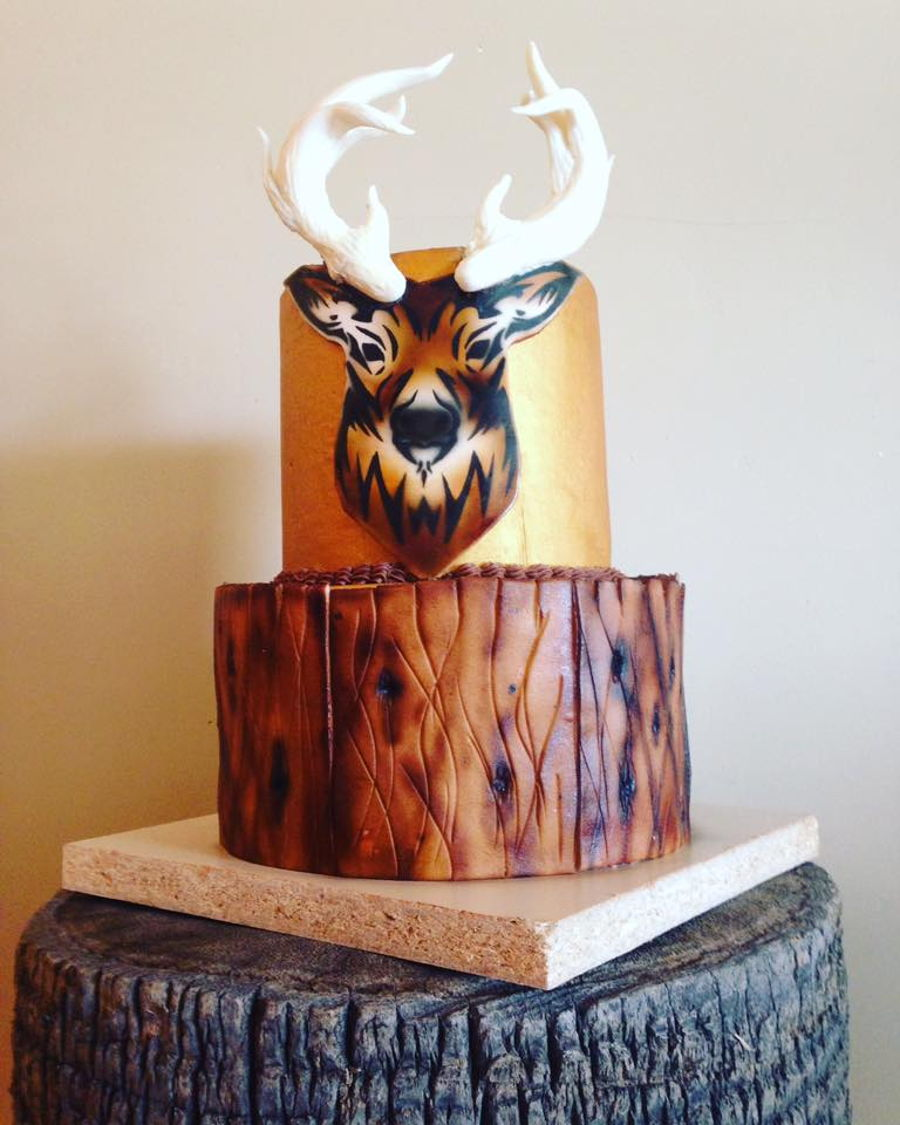 Hunters Delight Cake on Cake Central