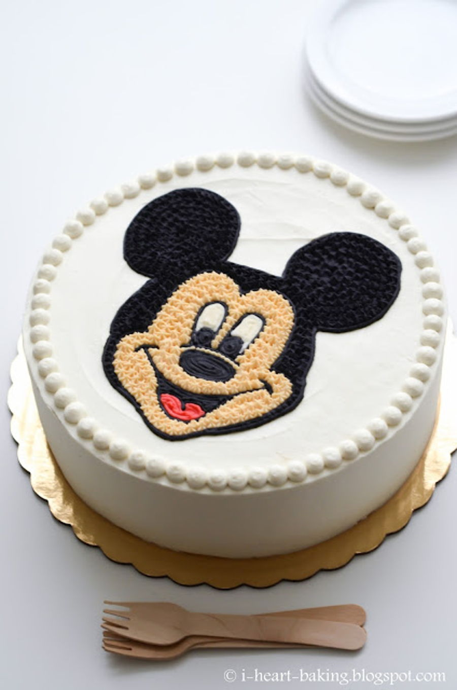 Mickey Mouse Birthday Cake Cakecentral