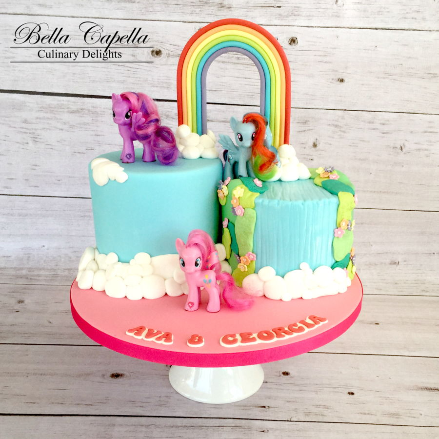 My Little Pony Cakes on Cake Central