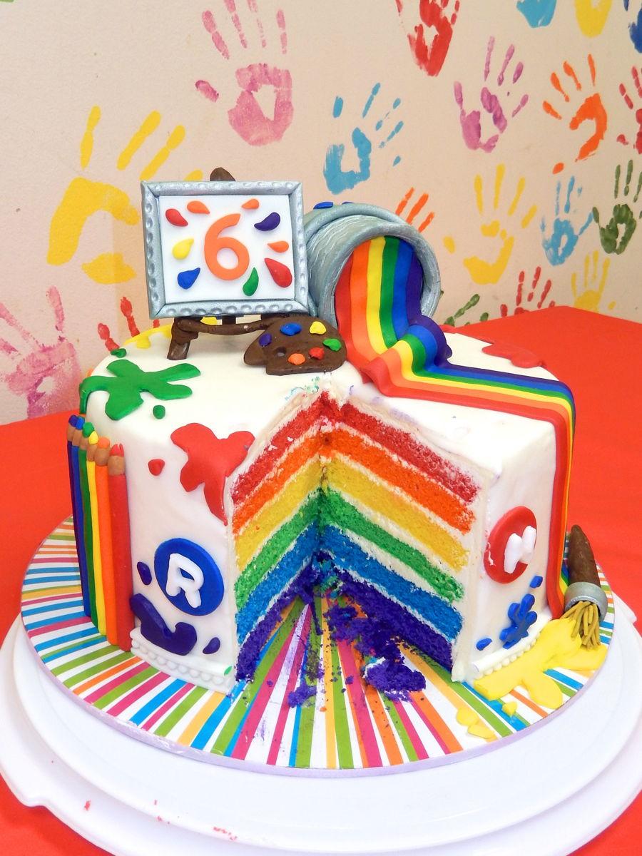 Children S Buttercream Birthday Cakes
