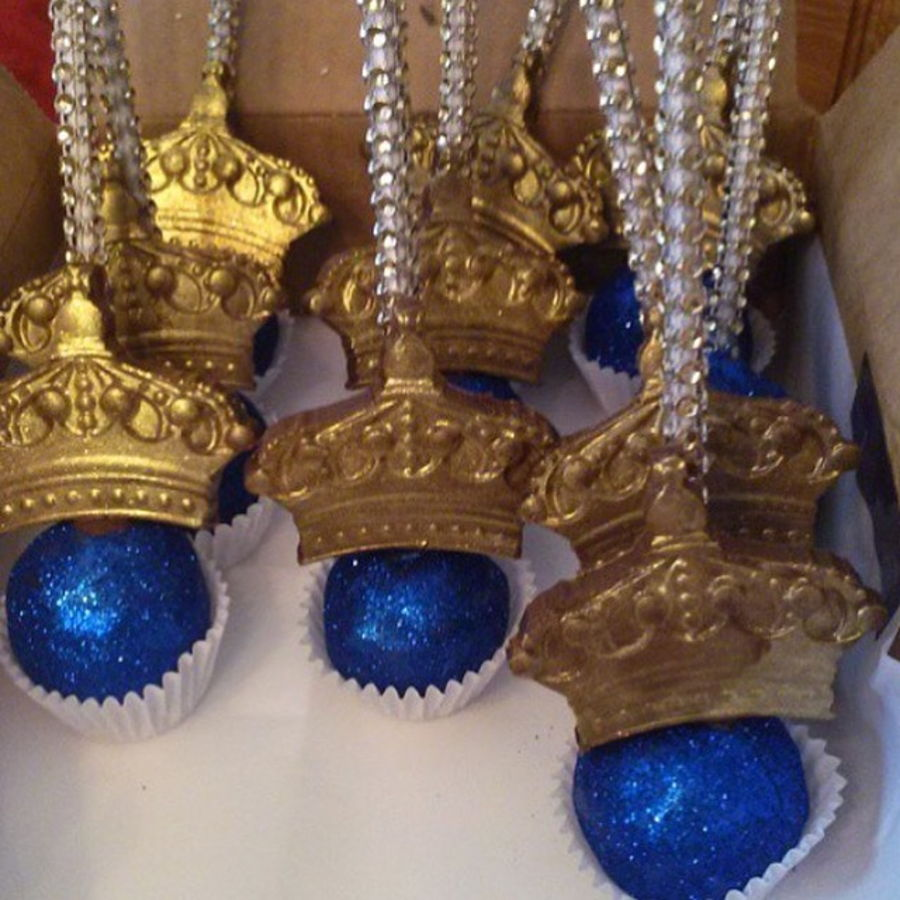 Royal Baby Shower Cakecentral Com