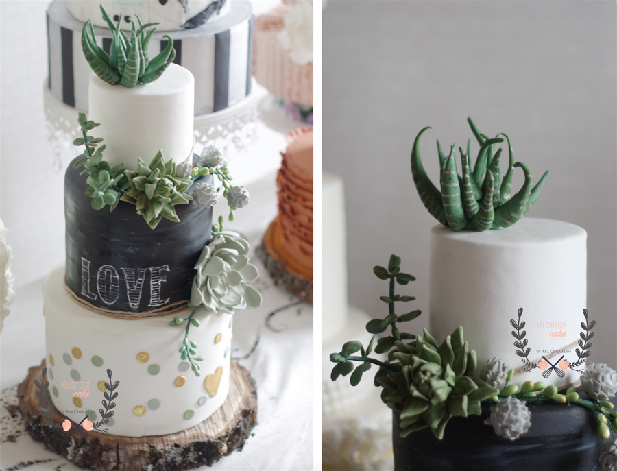 Succulent Cake Recipe