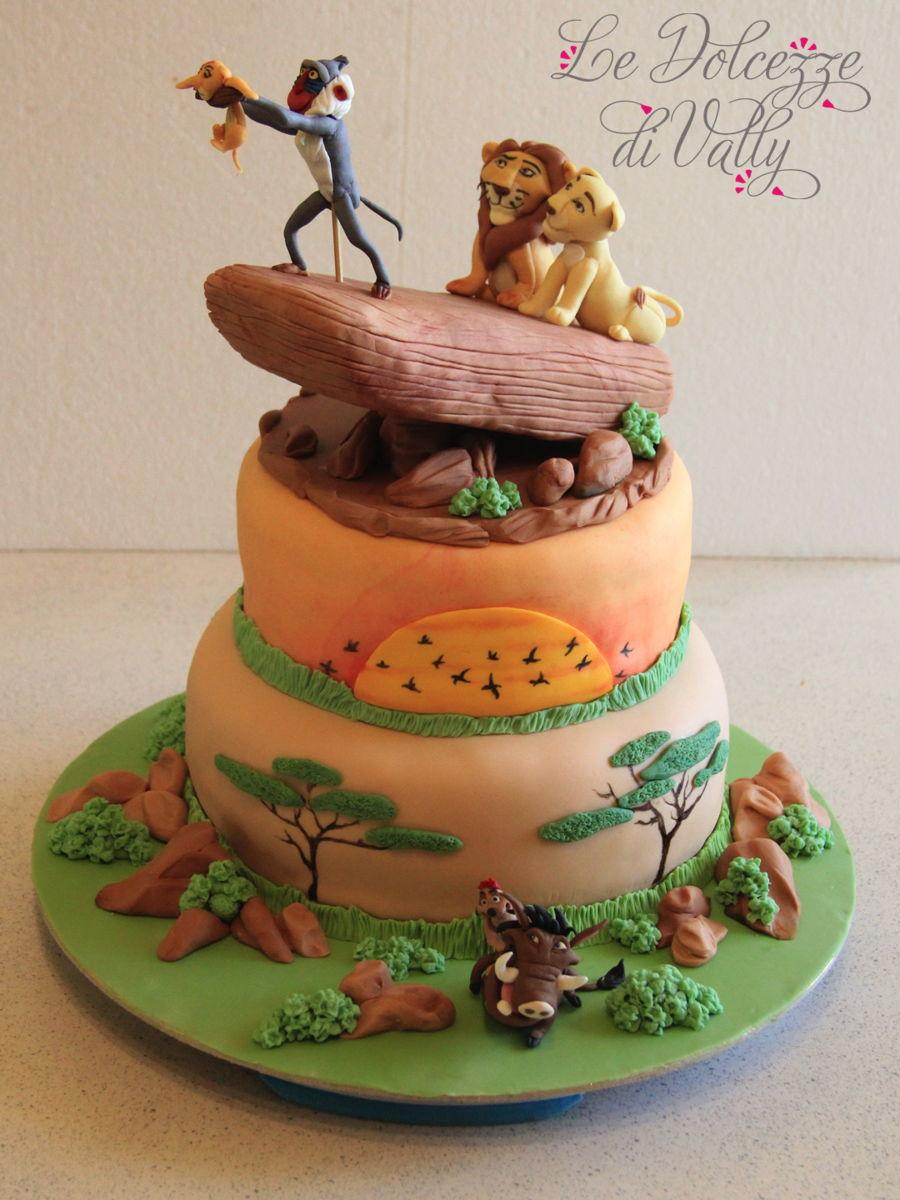 Rafiki Cake Topper