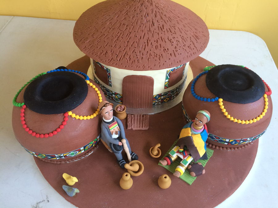 The Idea Is From Ndebele Tribe