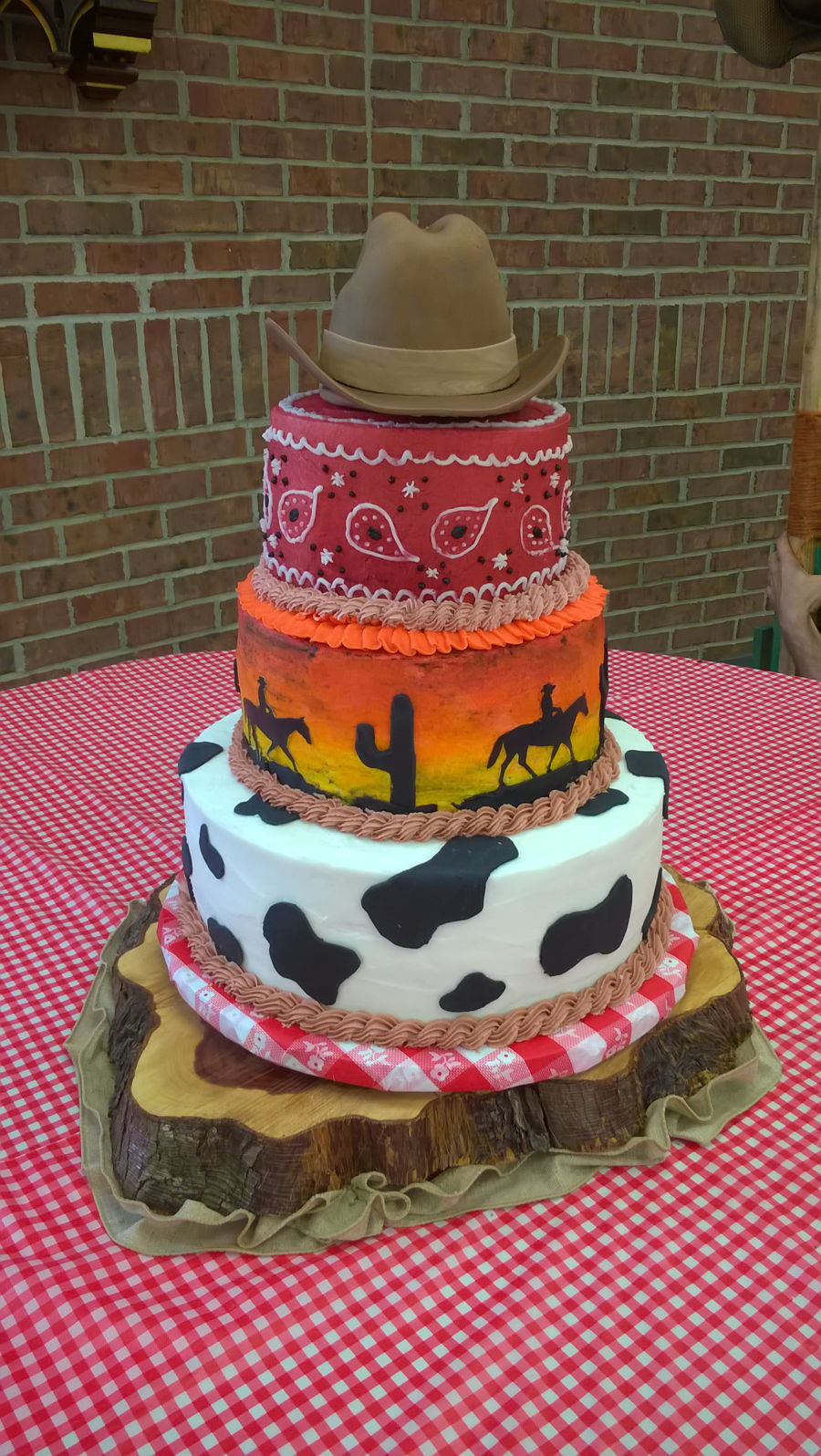 Western Cake on Cake Central