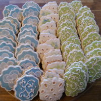 Cookie Tray Sugar cookies decorated in royal icing.