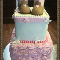 Cowgirl Up   Babyshower